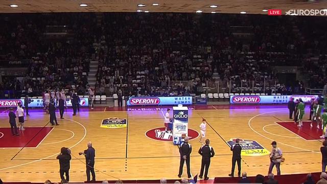 Highlights: Grissin Bon Reggio Emilia-Sidigas Avellino 89-86
