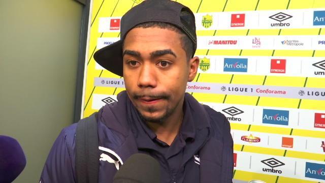 """Transferts - Malcom : """"Je ne sais pas si je vais rester"""""""