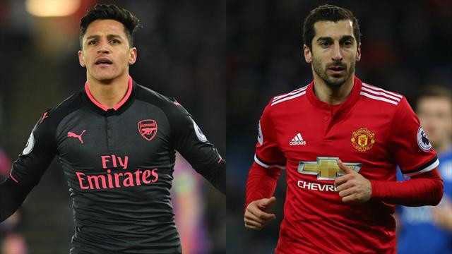 Arsenal et United innovent : échange (sans argent) en vue entre Sanchez et Mkhitaryan