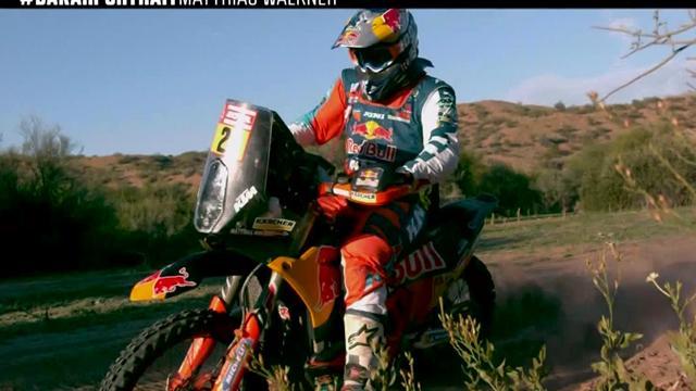 Matthias Walkner: The man who didn't dream of the Dakar