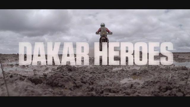 Dakar Heroes: la gioia di chi ce l'ha fatta a finire la corsa