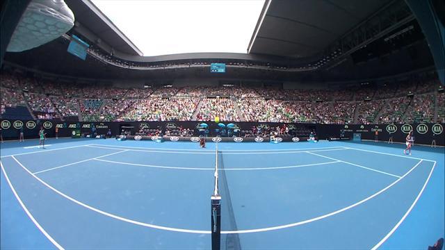 Open Australia 2018: ¿Para Carla o para Kontaveit? La cinta, decisiva