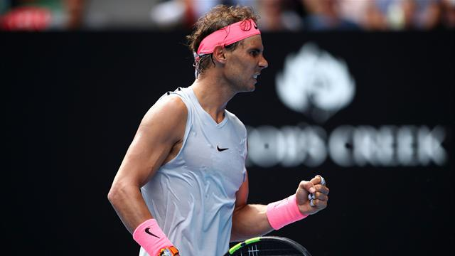 Nadal rejoint Cilic en quarts de finale à Melbourne