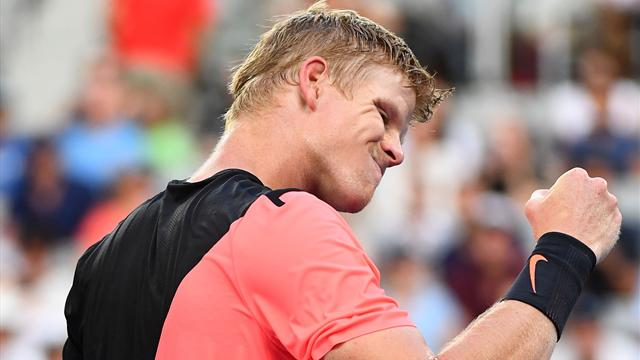 Edmund Reaches Maiden Grand Slam Quarter-Final