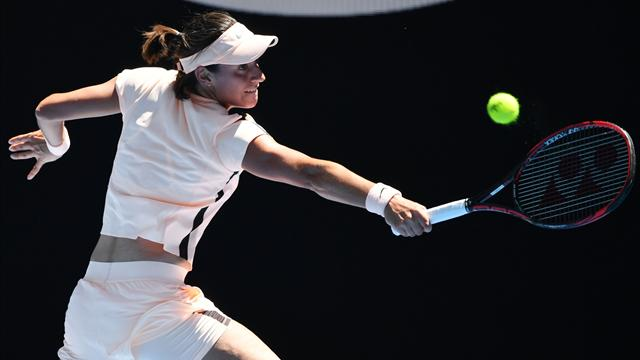 Garcia s'impose (et se rassure) face à Safarova