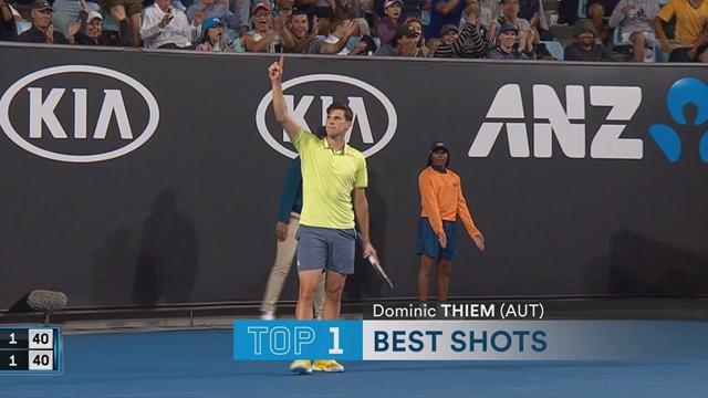 Top-10-Schläge: So geil war die erste Woche Australian Open