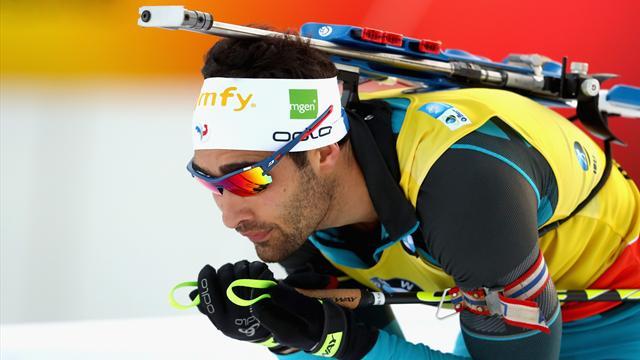 Suivez la Coupe du Monde de Biathlon à Kontiolahti en direct et en intégralité sur Eurosport