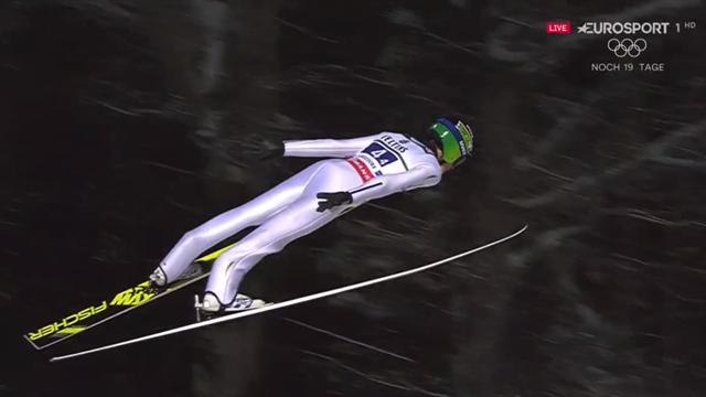 """Nur"" 193 Meter, so what?! Prevc' Flug beschert Slowenien Silber"