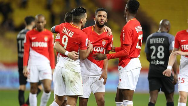 L1 : Monaco 3-1 Metz (fini)