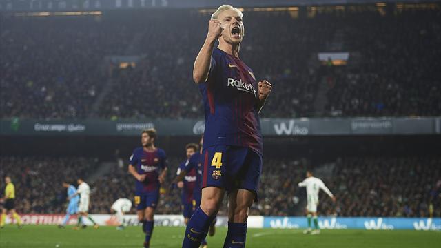 Un nouveau carton et le Barça s'envole