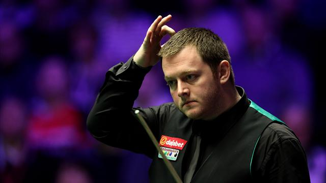 Mark Allen hits three centuries to reach semi-finals