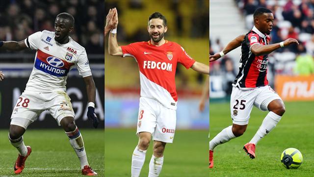 Ndombele, Moutinho, Cyprien… Votez pour le meilleur joueur de la 22e journée de Ligue 1