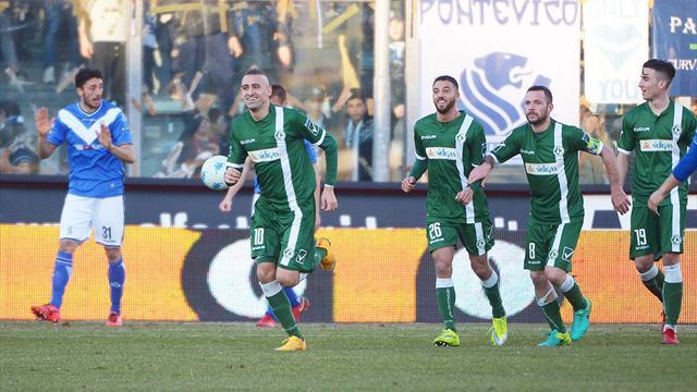 Serie B / Torregrossa illude il Brescia, ma vince l'Avellino: 3-2