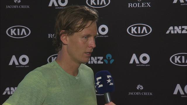 Berdych: How I overcame Fognini's forehand