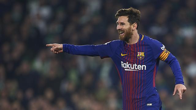 Valverde sur Messi : «C'est le meilleur joueur de tous les temps»