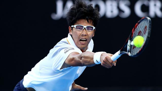 Open Australia 2018: Chung cierra el set con comodidad