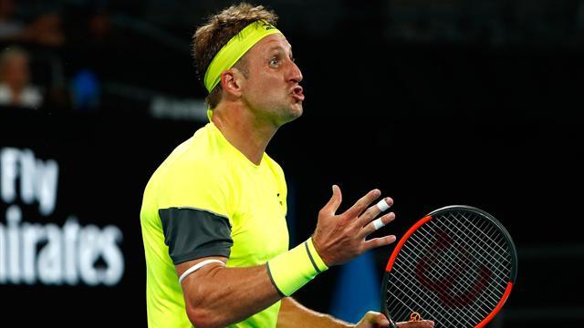 Open d'Australie: Dominic Thiem éliminé par le 97e mondial Tennys Sandgren