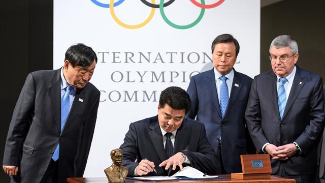 En olympisk propagandaseier for Nord-Korea