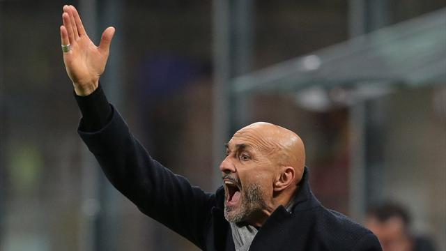 Il Crotone impone l'1-1 all'Inter, Spalletti: