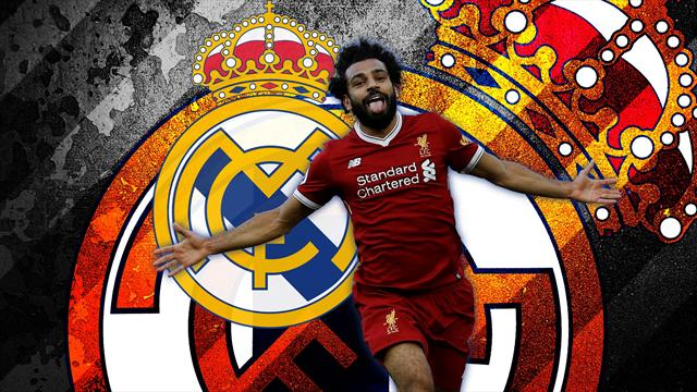 Euro Papers: Real Madrid set their sights on summer Salah swoop