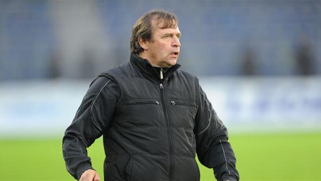 Бородюк официально покинул пост основного тренера сборной Казахстана