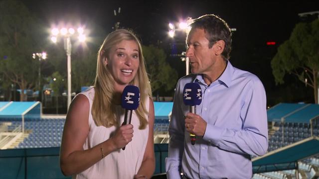 Mats & Schett react: Chung really deserved to beat Djokovic