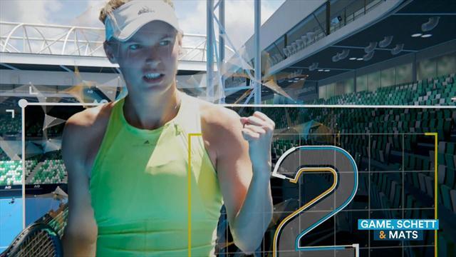 The Coach: Así juega Wozniacki, la rival de Carla Suárez en cuartos de final