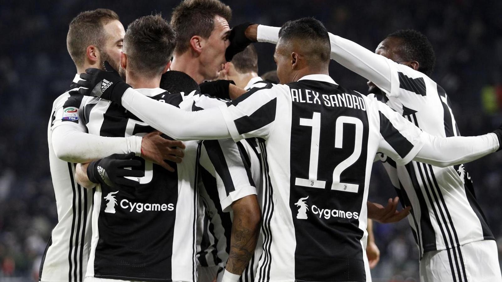Juventus Sassuolo In Diretta Tv E Live Streaming Serie A 2017 2018 Calcio Eurosport