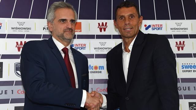 Poyet : «Bordeaux, c'est un grand club»