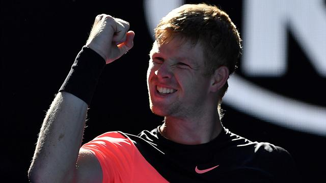 Edmund reaches career-high ranking to close in on Murray