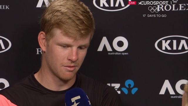 Edmund: How I mastered quarter-final nerves