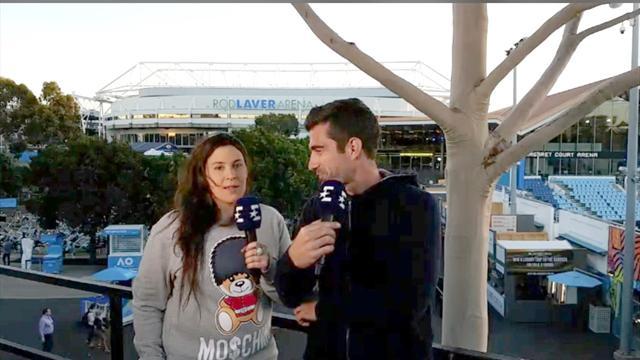 Retraite, pronostics, Serena… Marion Bartoli a répondu à vos questions depuis Melbourne