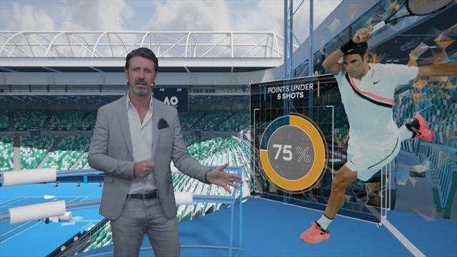 The Coach : Federer, plus agressif que jamais
