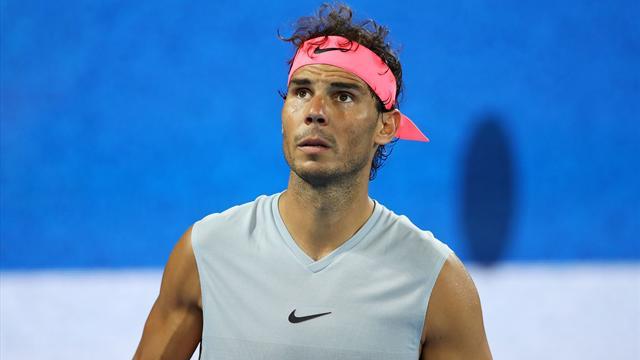 Lâché par sa cuisse, Nadal laisse Cilic filer en demies