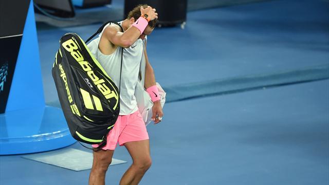 Nadal, un style et une carrière en péril ?
