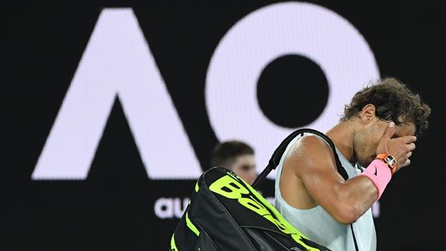 Nadal : «Trop de joueurs se blessent, il faut faire quelque chose»
