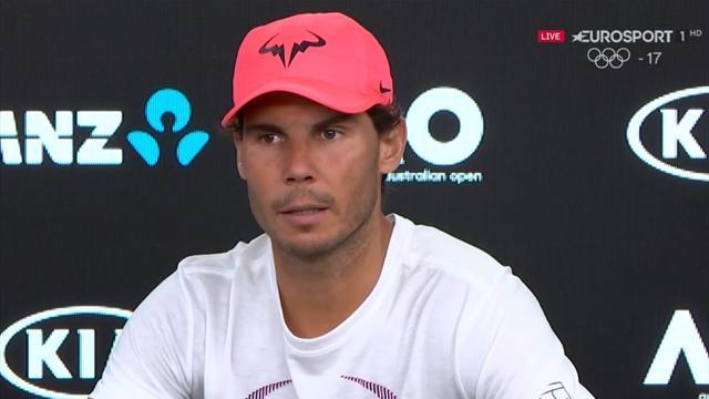 Nadal espère revenir à Acapulco… où sa place de N.1 sera en jeu