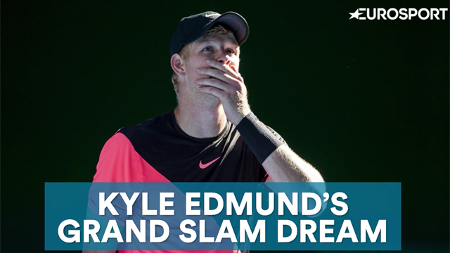 Kyle Edmund's Grand Slam Dream: Can Britain's rising star create history?