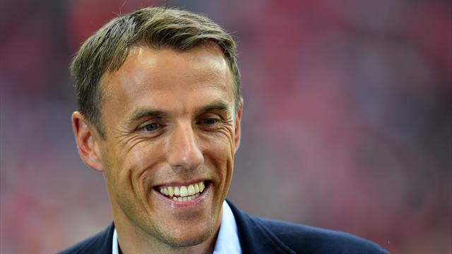 Phil Neville confirmed new supervisor of England girls