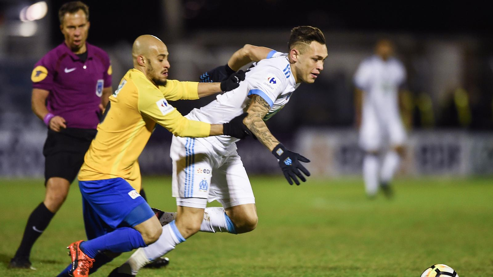 En direct live sas pinal om coupe de france 23 janvier 2018 eurosport - Coupe de france football calendrier ...