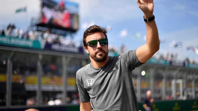 McLaren autorise Fernando Alonso à s'aligner sur les 24 Heures du Mans
