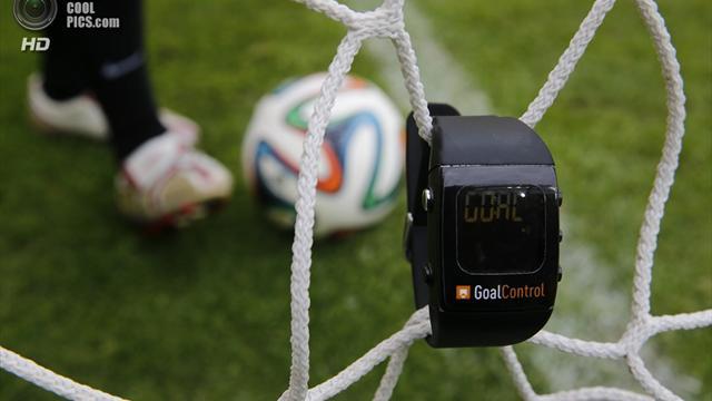 Несколько сбоев системы автоматического определения гола привели к отказу от нее во Франции