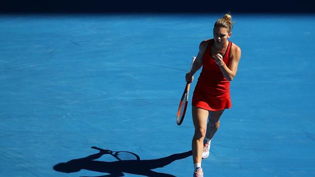 Australian Open 2018: Halep vince e convince, Kerber passa in tre set