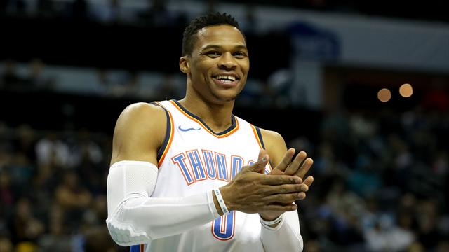 Westbrook, le pur 100 !