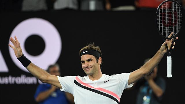 Federer est décidément impitoyable