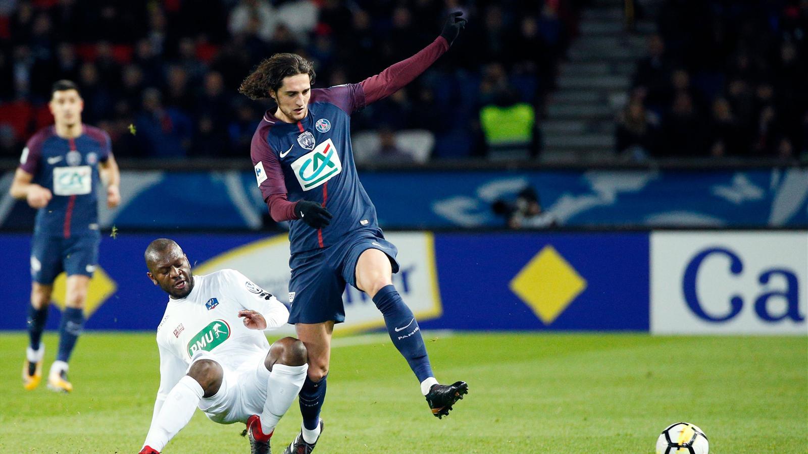 En direct live psg en avant guingamp coupe de - Coupe de france football resultat en direct ...