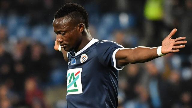 Montpellier passe quatre buts à Lorient