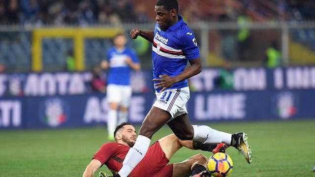 Le pagelle di Sampdoria-Roma 1-1: brilla Antonucci, Torreira domina, male Defrel e Kolarov