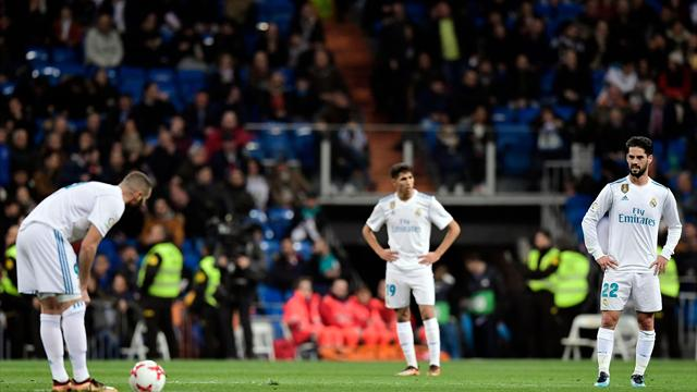 Copa del Rey: clamoroso al Bernabeu, il Leganes elimina il Real Madrid