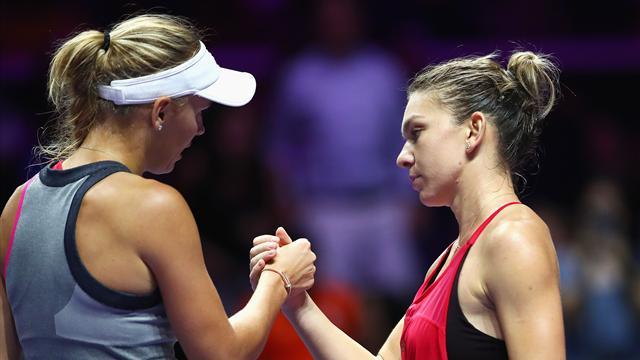 Возняцки стала первой финалисткой Australian Open
